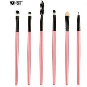 Makeup Brush Set - Small 6 pc